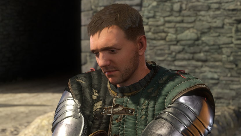 Henry, protagonista de Kingdom Come: Deliverance.