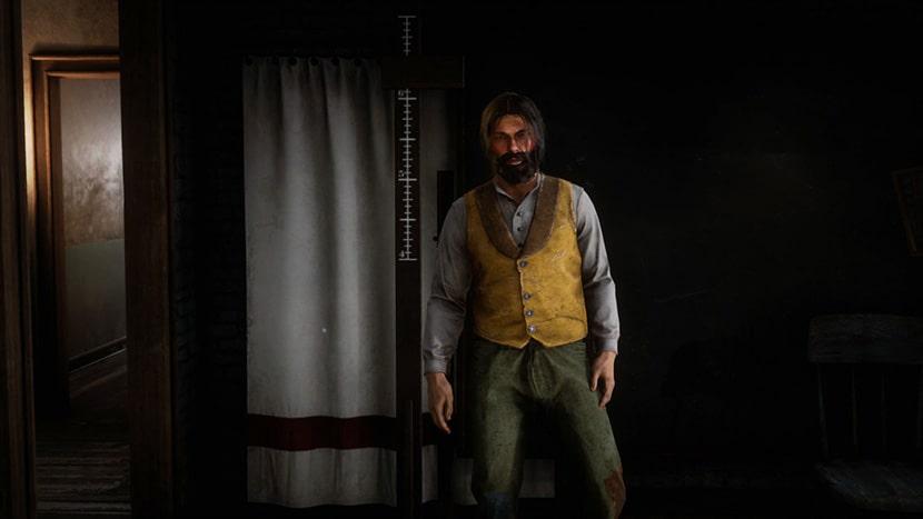 Personaje de Red Dead Online
