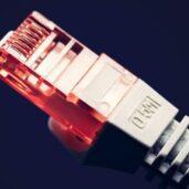 Cable de Ethernet.