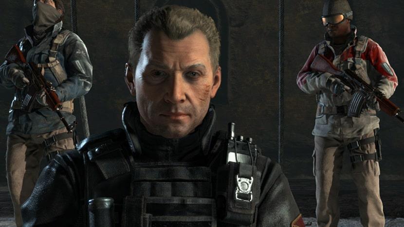 Konstantin, rival de Lara en Rise of the Tomb Raider.