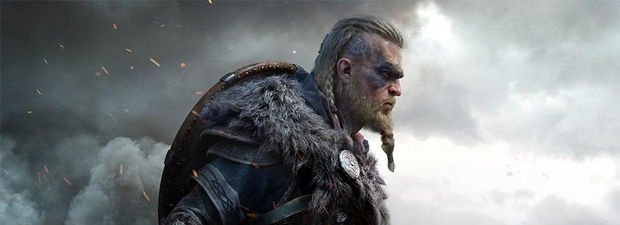 Eivor, protagonista de la historia de Assassin's Creed Valhalla.