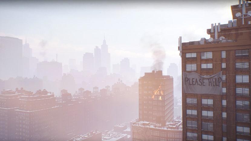 Nueva York en The Division.