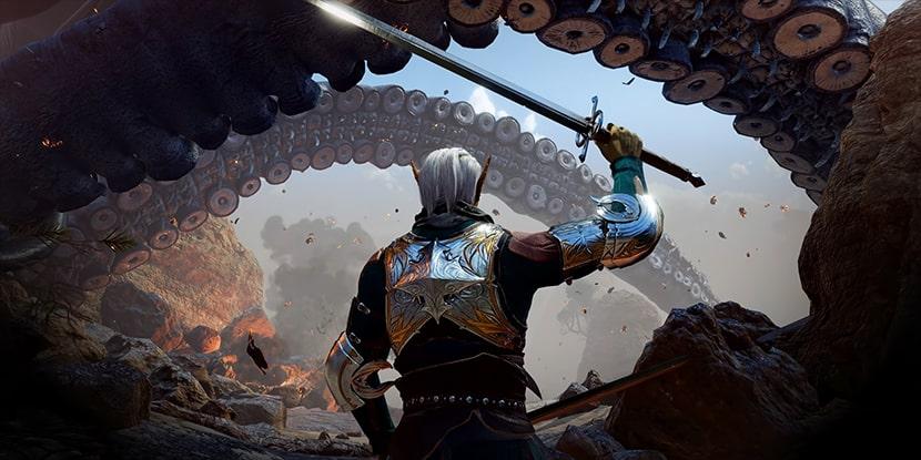Guerrero en Baldur's Gate III.