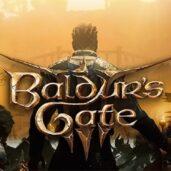 Baldur's Gate III.