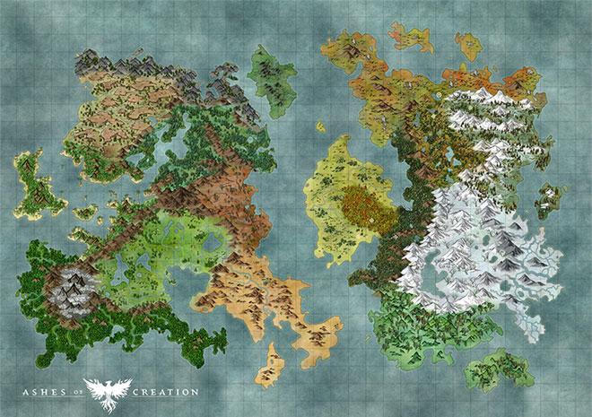 Mapa de Verra.