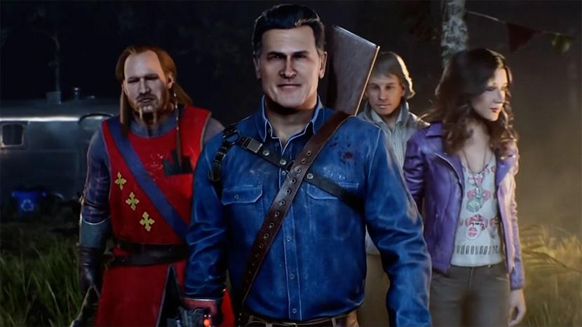 Personajes de Evil Dead: The Game
