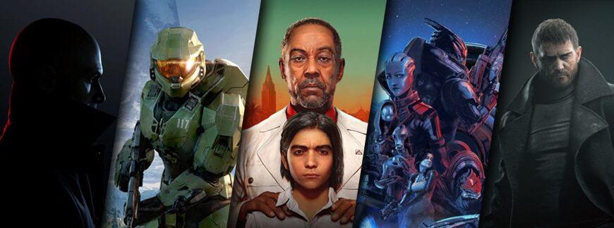 Estos pueden ser los mejores juegos de 2021 en plataforma PC