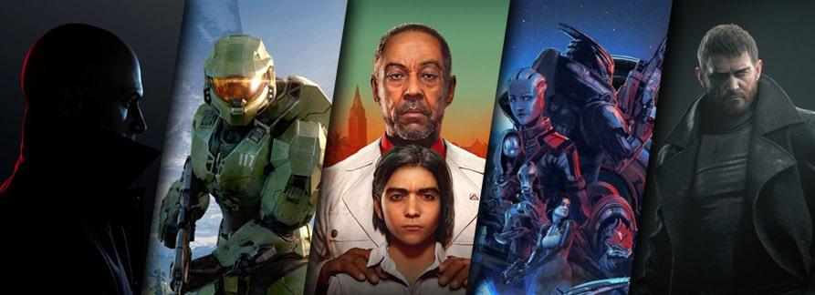 Mejores juegos de PC en 2021.