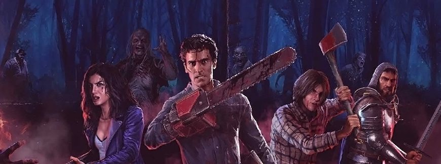 Próximos lanzamientos – Evil Dead: The Game
