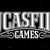 Logo de LucasFilm Games.