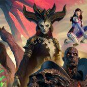 Cartel de la BlizzCon de 2021