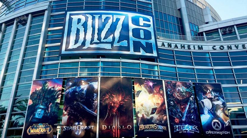 BlizzCon celebrada en Anaheim.