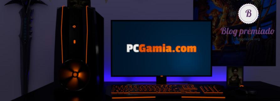PCGamia.com gana el premio Blog del Día.