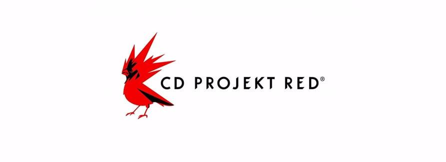 Logo de CD Projekt Red.