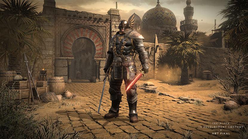 Personaje en Diablo II: Resurrected