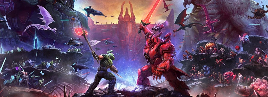 Doom Eternal - The Ancient Gods Part Two.
