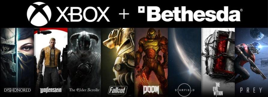 Microsoft compra Bethesda.