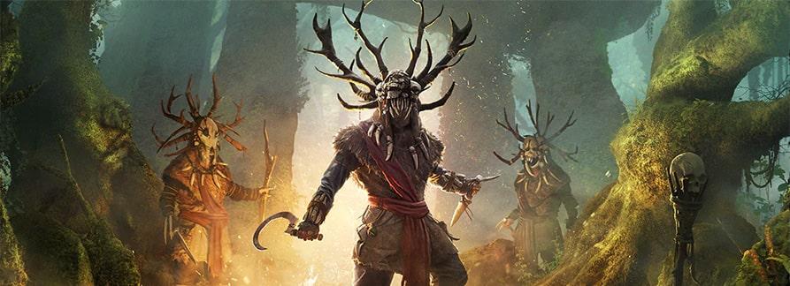 La Ira de los Druidas, primer DLC de Assassin's Creed Valhalla.