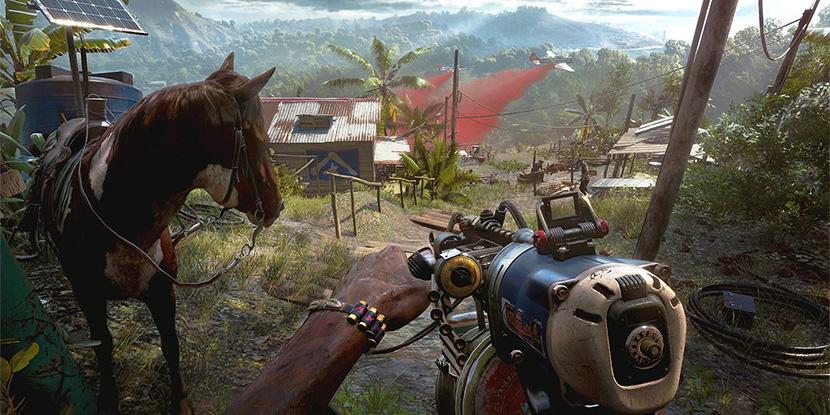 Captura de pantalla de Far Cry 6.