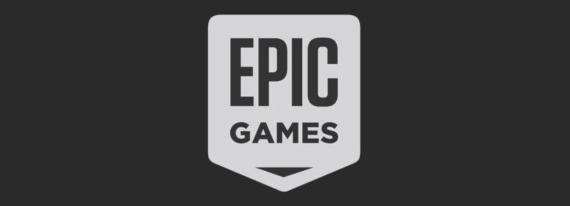 Logo de Epic Games.