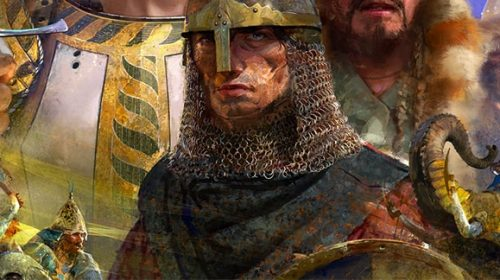 Age of Empires IV.
