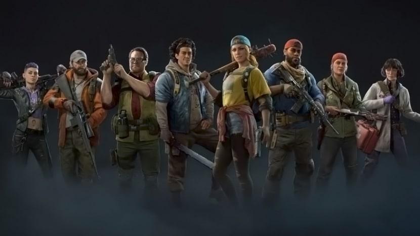 Equipo de exterminadores de Back 4 Blood.