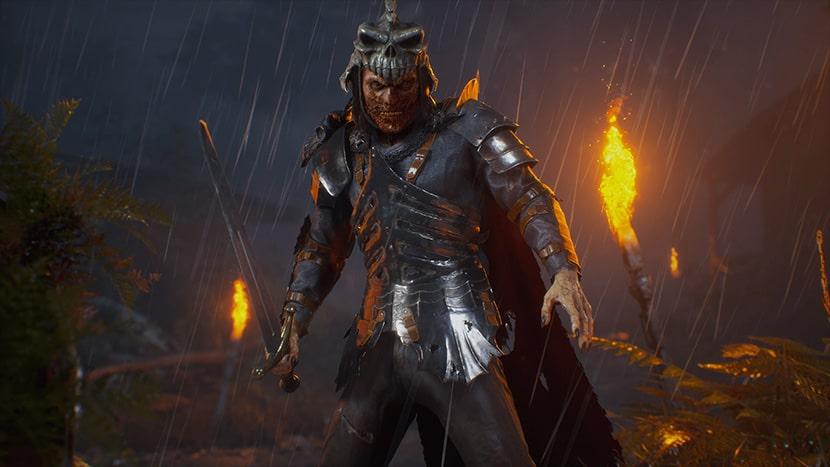 El Ash Malvado en Evil Dead: The Game