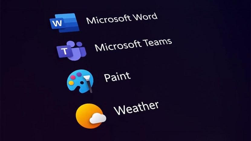 Así serán los iconos del nuevo Windows 11.