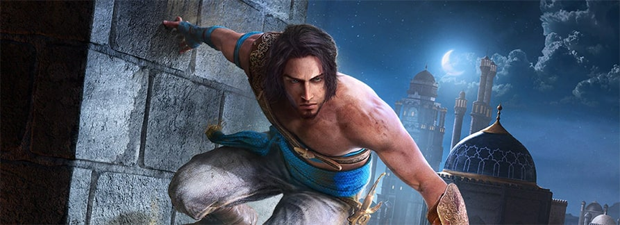 Remake de Prince of Persia: The Sands of Time.