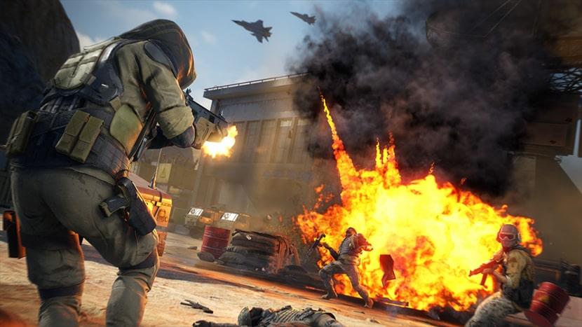 Captura de Sniper Ghost Warrior: Contracts 2.
