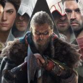 Assassin's Creed infinity.