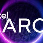 Tarjetas Gráficas Intel Arc.