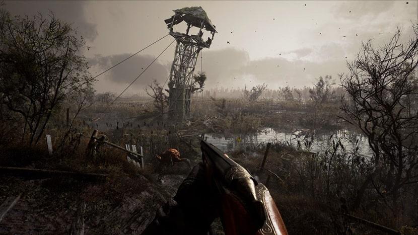Torre abandonada en S.T.A.L.K.E.R. 2.
