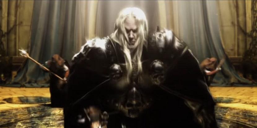 El Príncipe Arthas en Warcraft III.