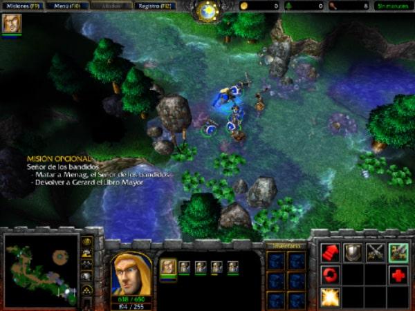 Captura de Warcraft III